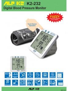 Máy đo huyết áp điện tử tự động bắp tay  Nhật Bản ALPK2